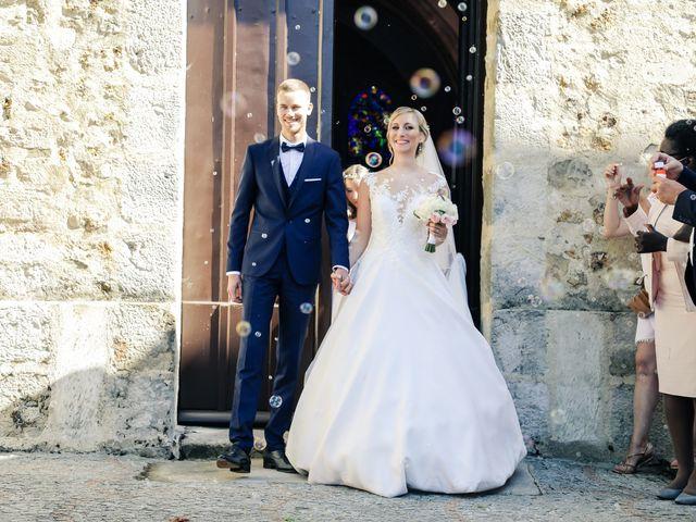 Le mariage de Christophe et Marine à Nandy, Seine-et-Marne 77