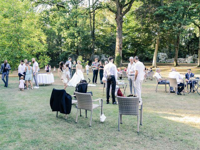 Le mariage de Christophe et Marine à Nandy, Seine-et-Marne 92
