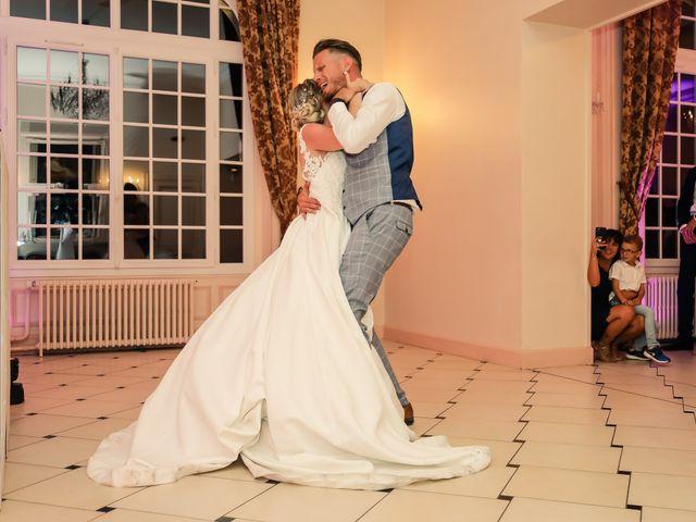 Le mariage de Christophe et Marine à Nandy, Seine-et-Marne 163