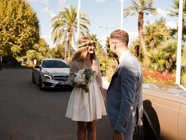 Le mariage de Sylvain et Célia à Vence, Alpes-Maritimes 4