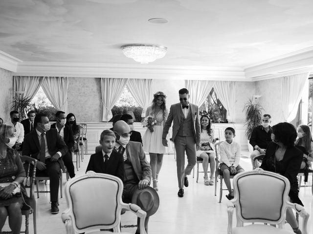 Le mariage de Sylvain et Célia à Vence, Alpes-Maritimes 5