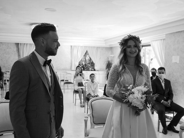 Le mariage de Sylvain et Célia à Vence, Alpes-Maritimes 6