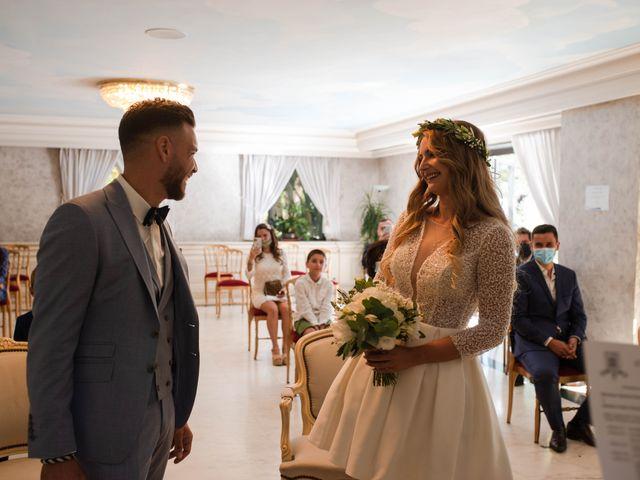 Le mariage de Sylvain et Célia à Vence, Alpes-Maritimes 7