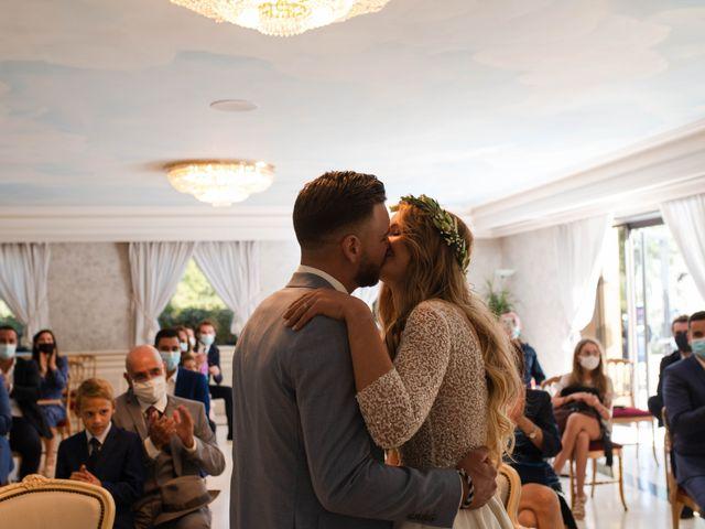 Le mariage de Sylvain et Célia à Vence, Alpes-Maritimes 8