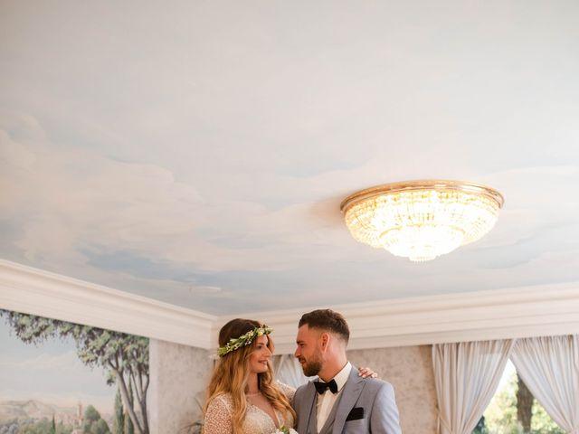 Le mariage de Sylvain et Célia à Vence, Alpes-Maritimes 9