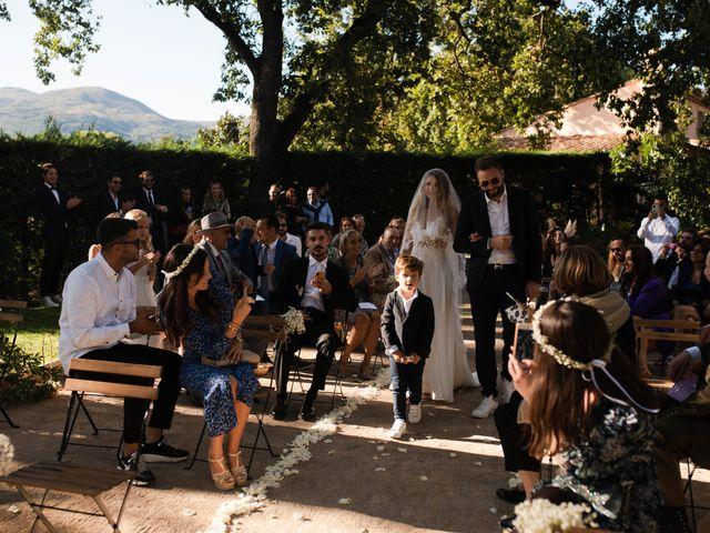 Le mariage de Sylvain et Célia à Vence, Alpes-Maritimes 24