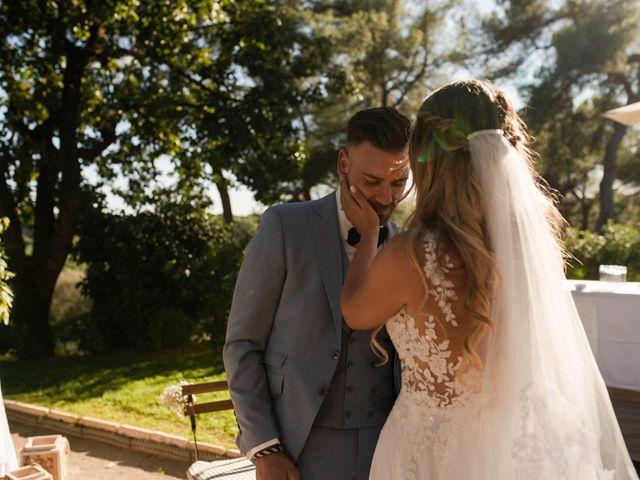Le mariage de Sylvain et Célia à Vence, Alpes-Maritimes 25