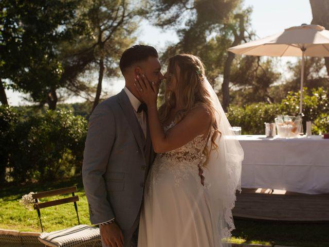 Le mariage de Sylvain et Célia à Vence, Alpes-Maritimes 26