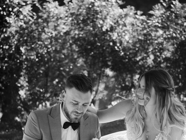 Le mariage de Sylvain et Célia à Vence, Alpes-Maritimes 31