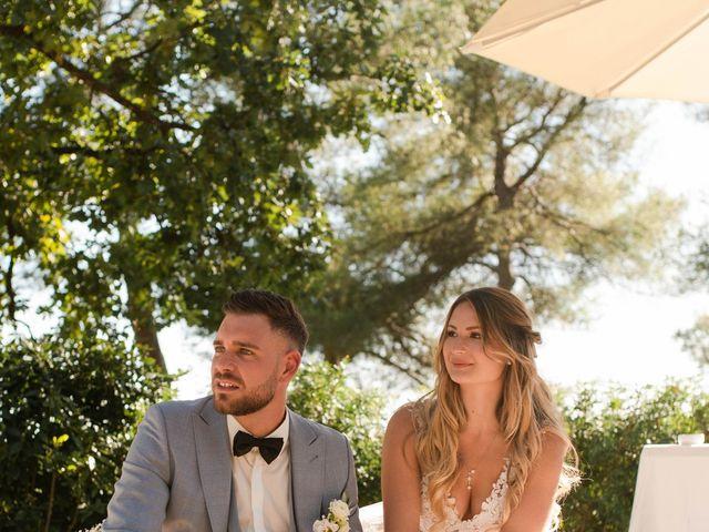 Le mariage de Sylvain et Célia à Vence, Alpes-Maritimes 33