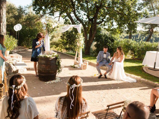 Le mariage de Sylvain et Célia à Vence, Alpes-Maritimes 34