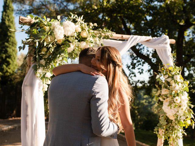 Le mariage de Sylvain et Célia à Vence, Alpes-Maritimes 37