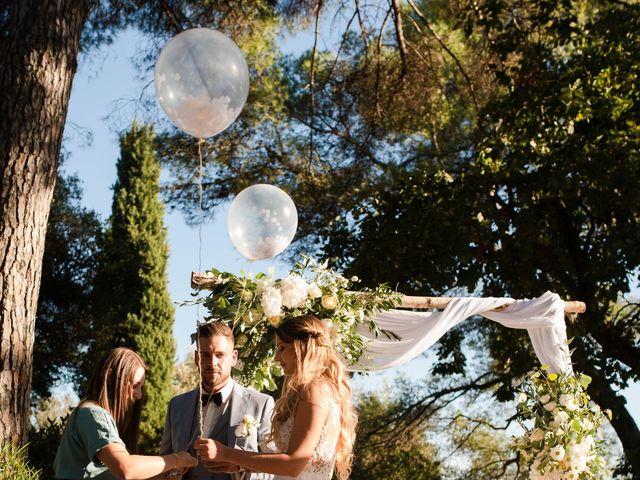 Le mariage de Sylvain et Célia à Vence, Alpes-Maritimes 38