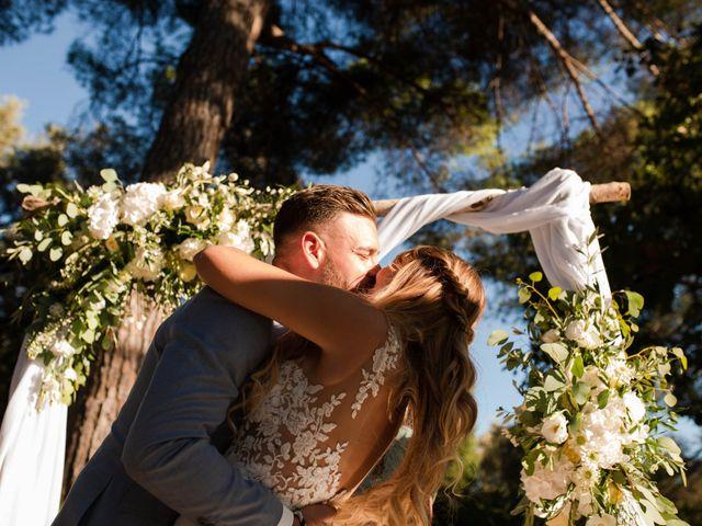 Le mariage de Sylvain et Célia à Vence, Alpes-Maritimes 40