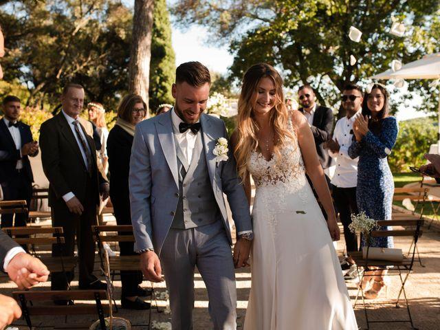 Le mariage de Sylvain et Célia à Vence, Alpes-Maritimes 41