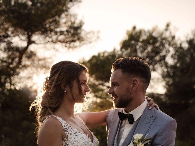 Le mariage de Sylvain et Célia à Vence, Alpes-Maritimes 57