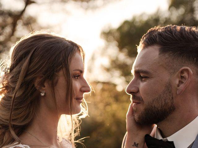 Le mariage de Sylvain et Célia à Vence, Alpes-Maritimes 58