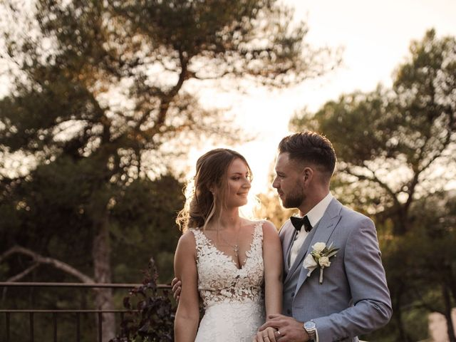 Le mariage de Sylvain et Célia à Vence, Alpes-Maritimes 60