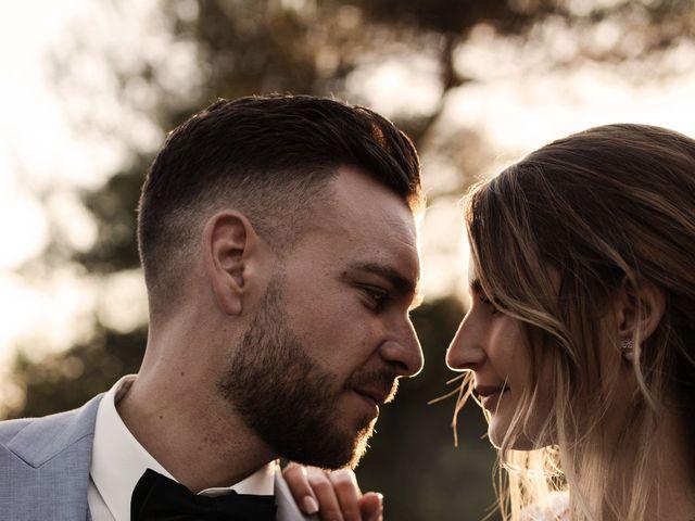 Le mariage de Sylvain et Célia à Vence, Alpes-Maritimes 63
