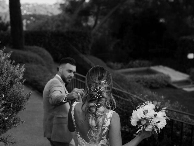 Le mariage de Sylvain et Célia à Vence, Alpes-Maritimes 65