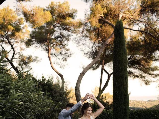 Le mariage de Sylvain et Célia à Vence, Alpes-Maritimes 66
