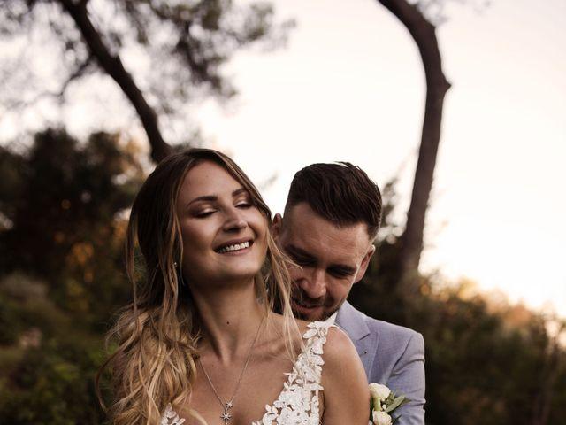 Le mariage de Sylvain et Célia à Vence, Alpes-Maritimes 72