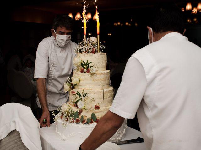 Le mariage de Sylvain et Célia à Vence, Alpes-Maritimes 84