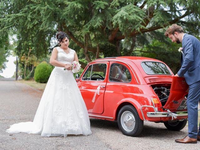 Le mariage de Lauralie et Maxime