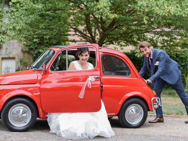 Le mariage de Maxime et Lauralie à Marly, Moselle 6