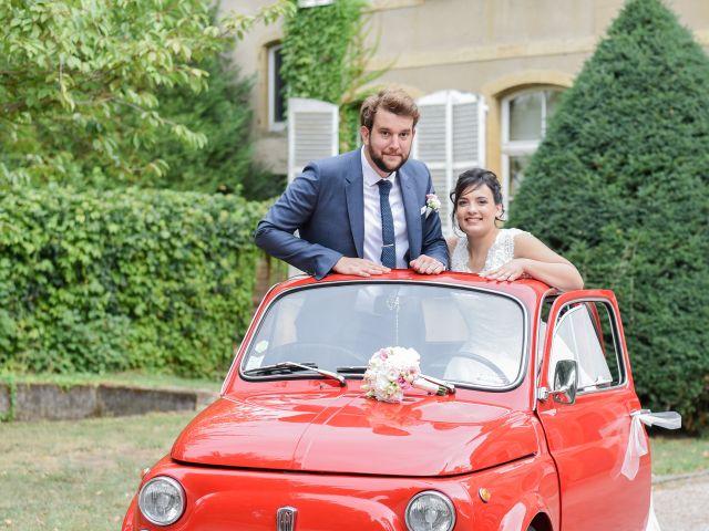 Le mariage de Maxime et Lauralie à Marly, Moselle 7