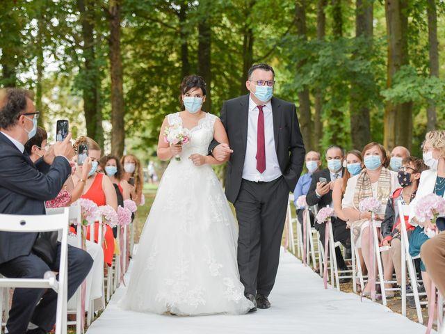 Le mariage de Maxime et Lauralie à Marly, Moselle 9