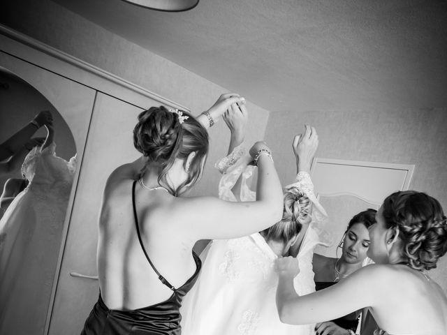 Le mariage de Eddy et Mélanie à Bayel, Aube 11