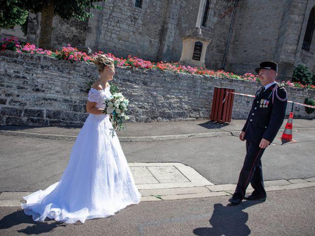 Le mariage de Eddy et Mélanie à Bayel, Aube 21