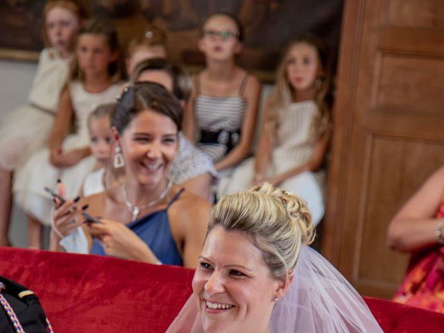 Le mariage de Eddy et Mélanie à Bayel, Aube 25