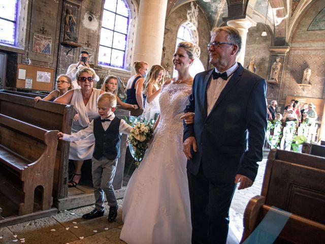 Le mariage de Eddy et Mélanie à Bayel, Aube 31
