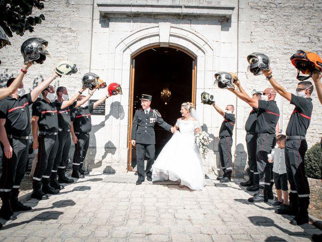 Le mariage de Eddy et Mélanie à Bayel, Aube 44