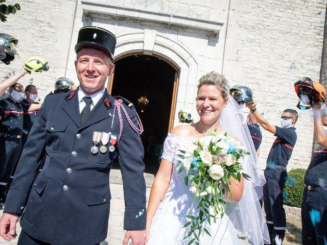Le mariage de Eddy et Mélanie à Bayel, Aube 45