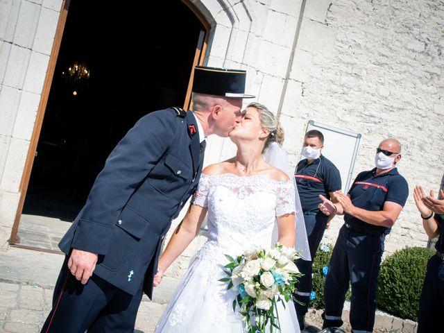Le mariage de Eddy et Mélanie à Bayel, Aube 46
