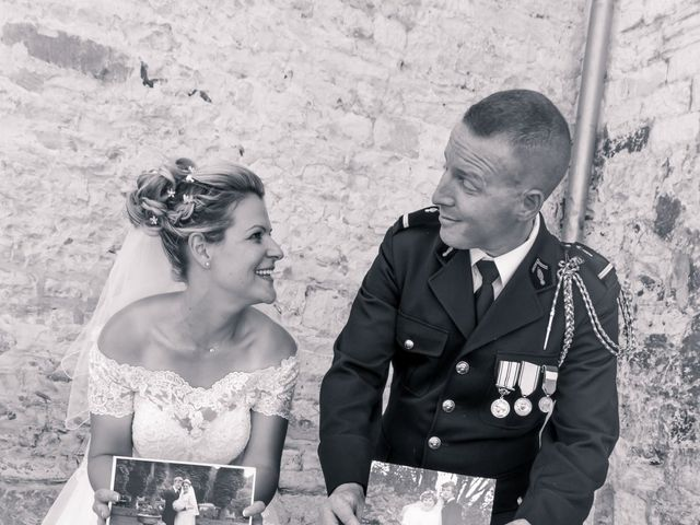Le mariage de Eddy et Mélanie à Bayel, Aube 54
