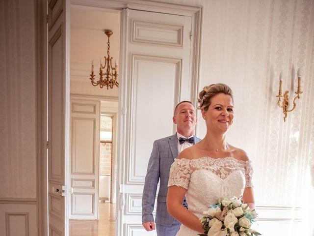 Le mariage de Eddy et Mélanie à Bayel, Aube 61