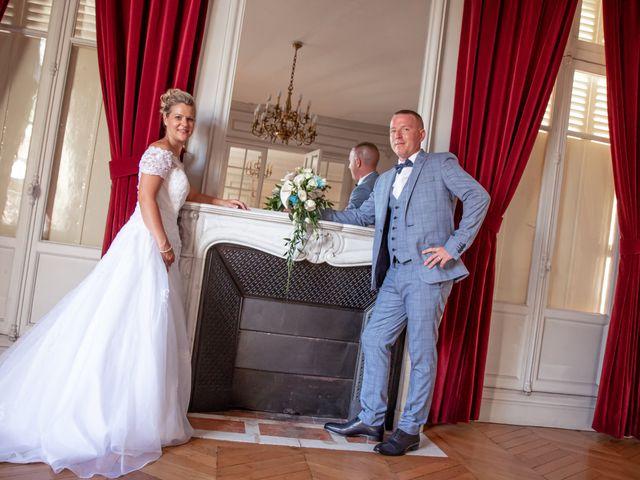 Le mariage de Eddy et Mélanie à Bayel, Aube 64