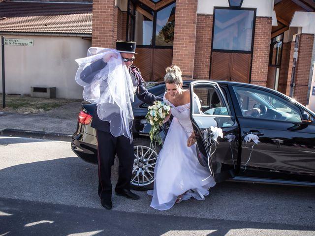 Le mariage de Eddy et Mélanie à Bayel, Aube 66