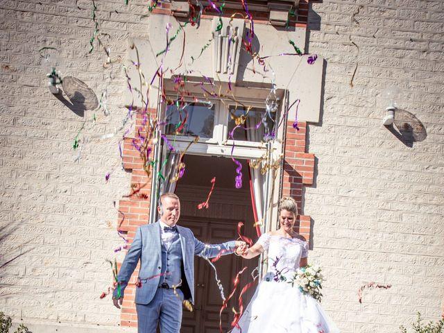 Le mariage de Eddy et Mélanie à Bayel, Aube 68