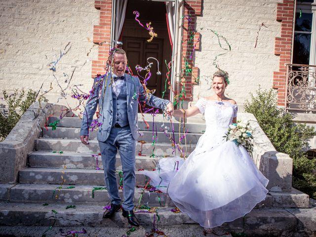 Le mariage de Eddy et Mélanie à Bayel, Aube 69