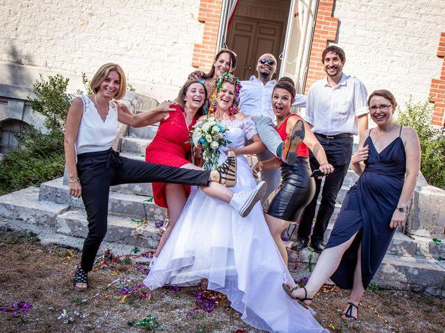 Le mariage de Eddy et Mélanie à Bayel, Aube 70