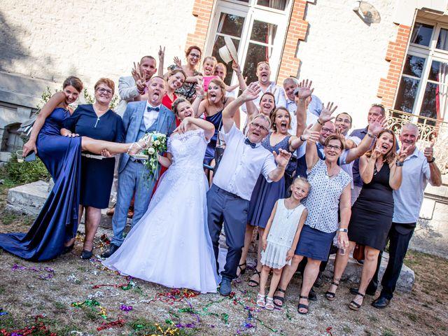 Le mariage de Eddy et Mélanie à Bayel, Aube 73