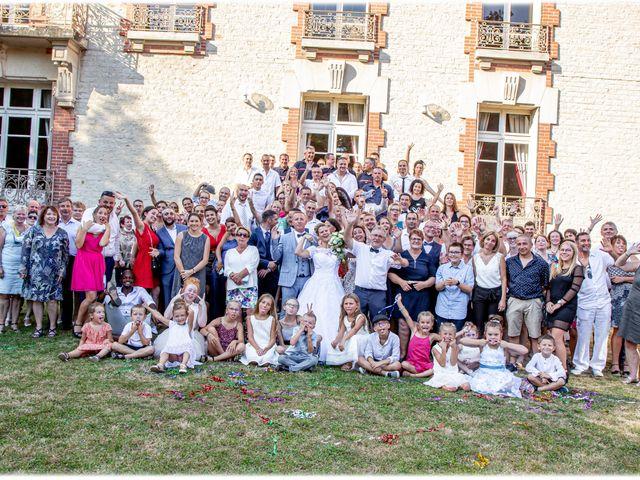 Le mariage de Eddy et Mélanie à Bayel, Aube 74