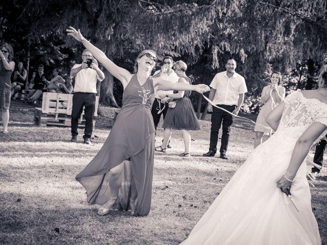 Le mariage de Eddy et Mélanie à Bayel, Aube 79