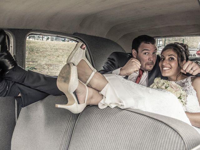 Le mariage de Julien et Sara à Le Coudray-Montceaux, Essonne 14
