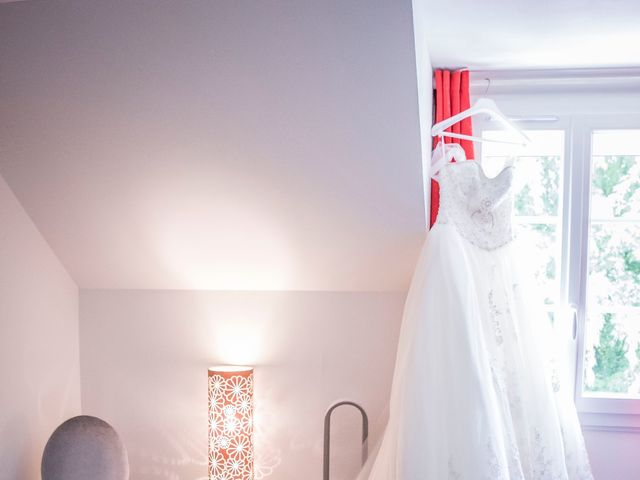 Le mariage de Julien et Sara à Le Coudray-Montceaux, Essonne 17